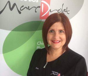 Linda Drolet, secrétaire-réceptionniste